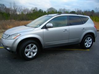 2004 Nissan Murano Se Sport Utility 4 - Door 3.  5l photo