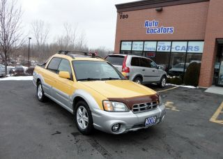 2003 Subaru Baja Sport Crew Cab Pickup 4 - Door 2.  5l photo