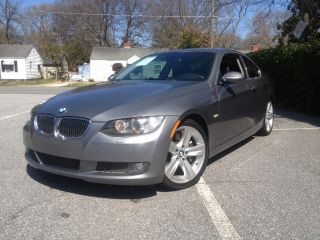 2007 Bmw 335i Turbo Charged Coupe 2 - Door 3.  0l photo