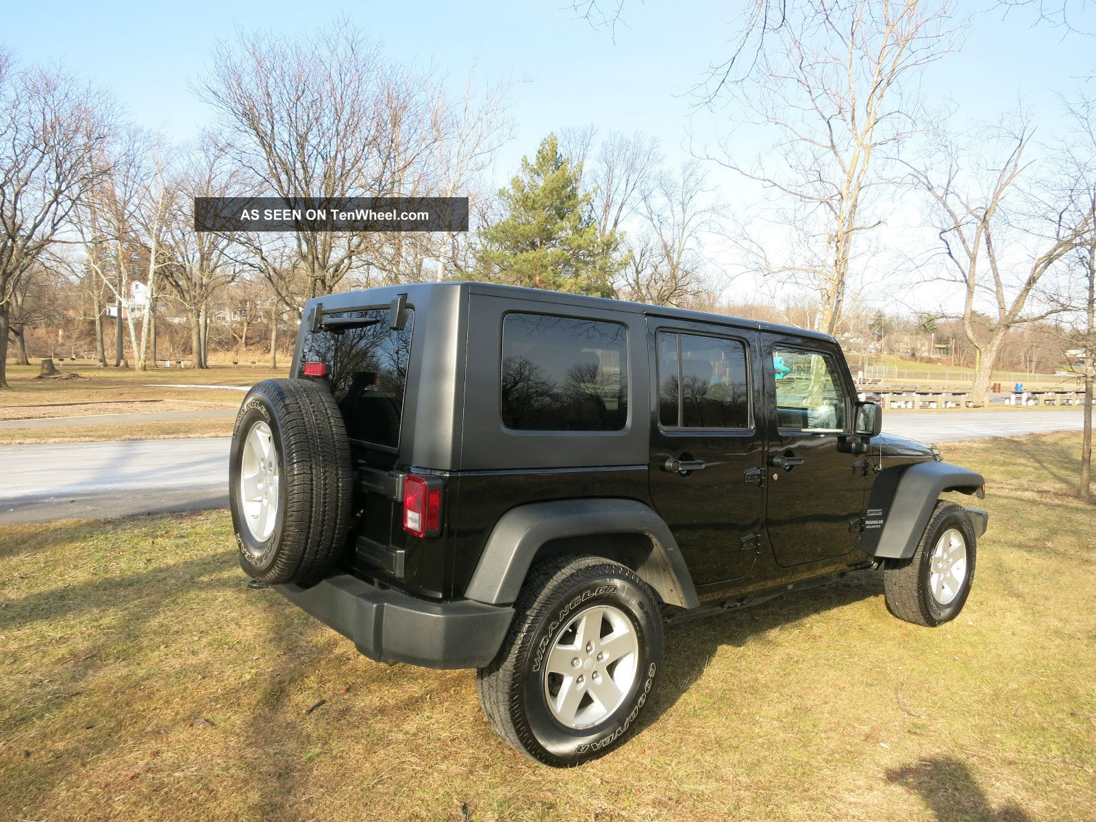 2010 jeep wrangler unlimited sport in hard top. Cars Review. Best American Auto & Cars Review