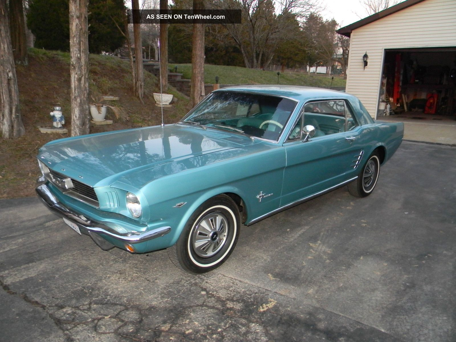 1966 Ford Mustang. . .  A Beauty Mustang photo