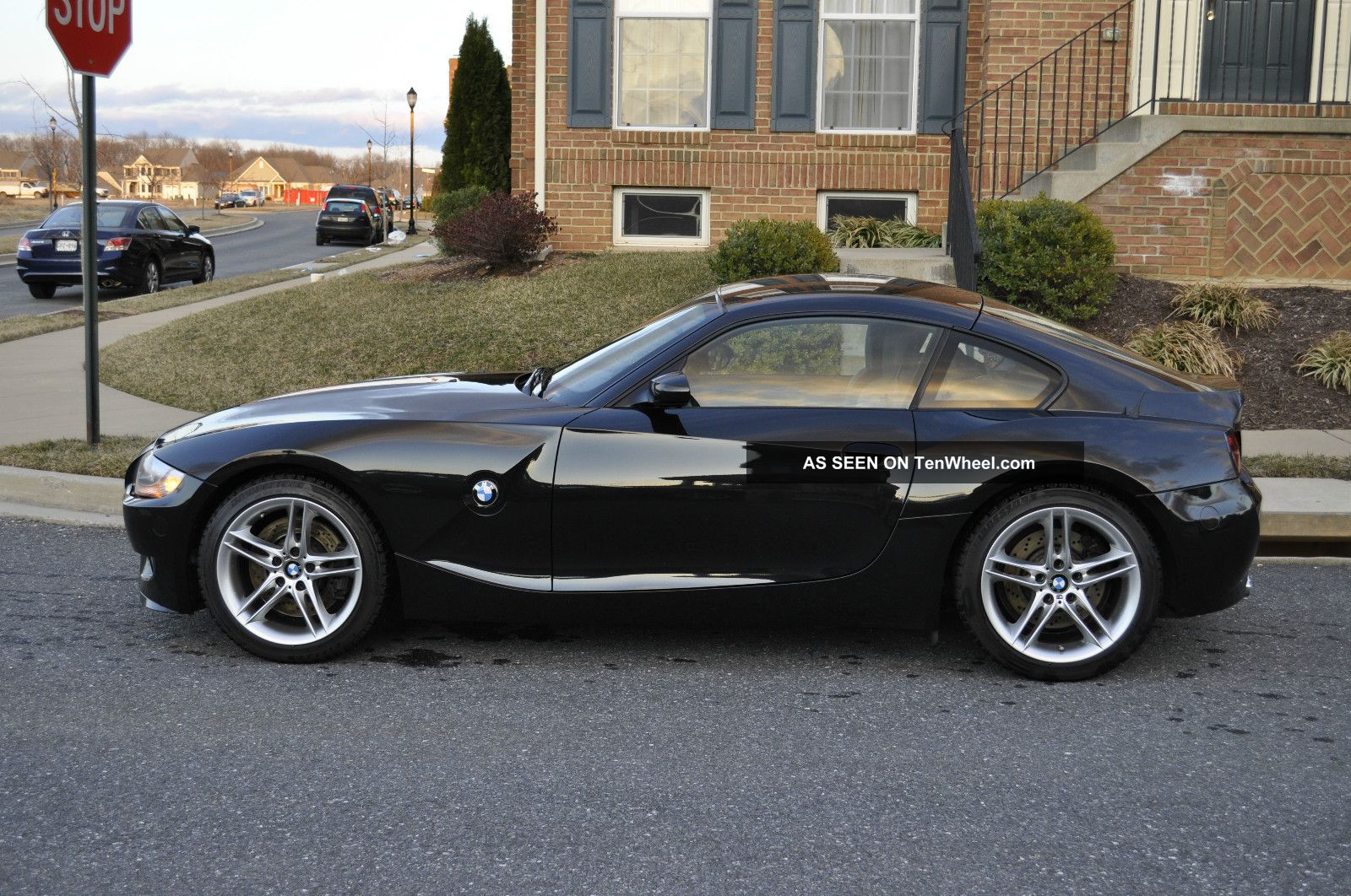 2008 Bmw Z4 M Coupe Coupe 2 Door 3 2l
