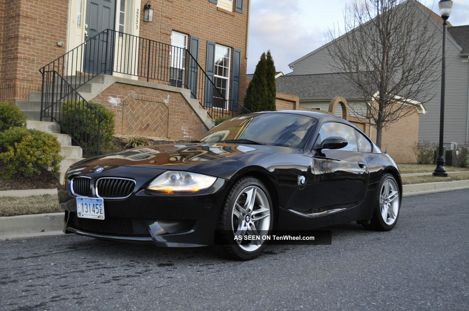 2008 Bmw Z4 M Coupe Coupe 2 - Door 3.  2l M Roadster & Coupe photo