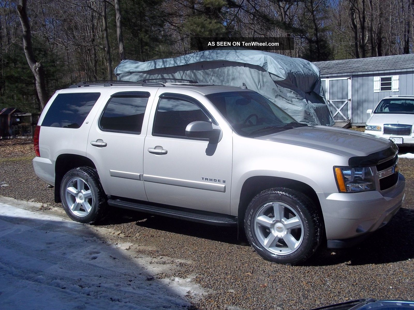 2008 chevy tahoe 4x4. Black Bedroom Furniture Sets. Home Design Ideas