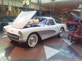 1956 Corvette - photo