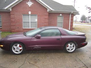 1995 Pontiac Formula Firebird Slp Firehawk 411 photo