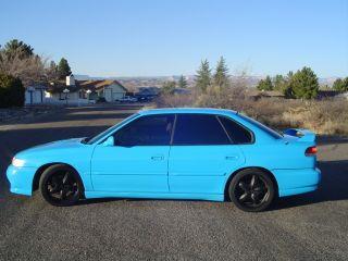 1998 Subaru Legacy Gt Custom W / 2.  0 Turbo Arizona No Rust photo