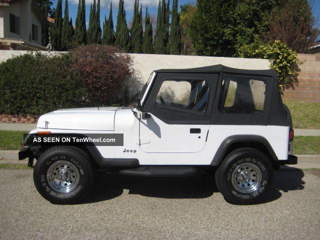 1993 Jeep Grand Cherokee Laredo Wiring Diagram