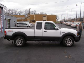 2009 Ford Ranger Fx4 Extended Cab Pickup 4 - Door 4.  0l photo
