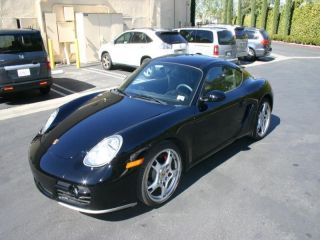 2006 Porsche Cayman S Hatchback 2 - Door 3.  4l photo