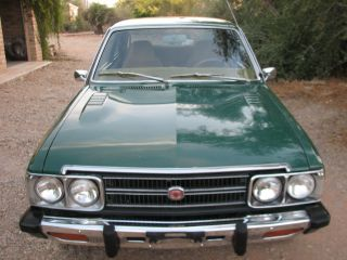 1974 Toyota Corona Unique Oem / High Performance 18rg Engine,  Extras photo