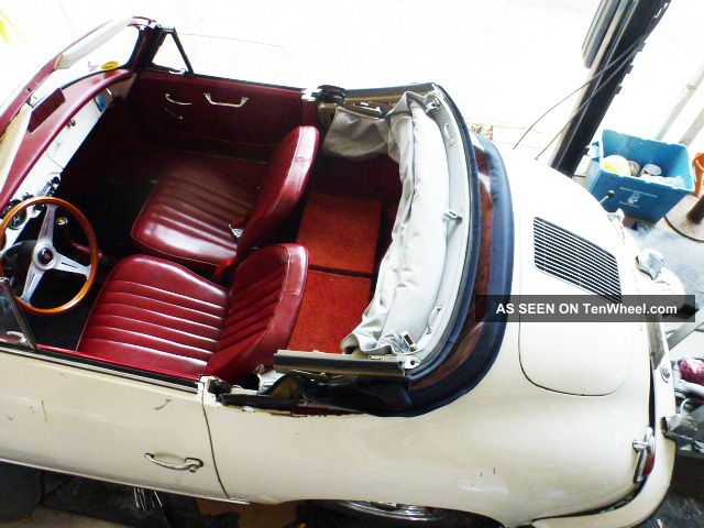 1961 356 Porsche Cabriolet 356 photo