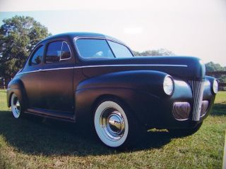 1941 Ford Business Coupe,  Flat Head V8,  Manual, , photo