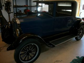 1926 Star Coupster,  Durant photo