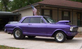 1962 Chevy Nova photo