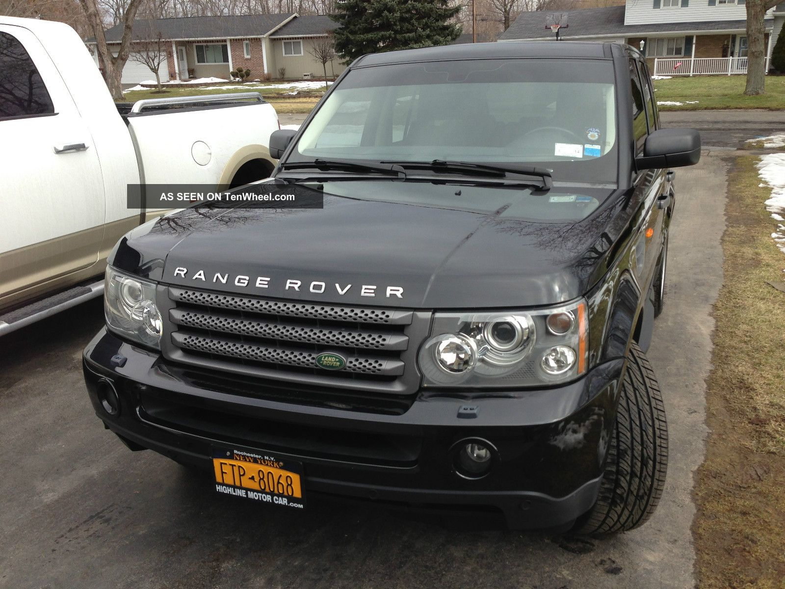 2006 land rover range rover sport hse sport utility 4 door 4 4l. Black Bedroom Furniture Sets. Home Design Ideas