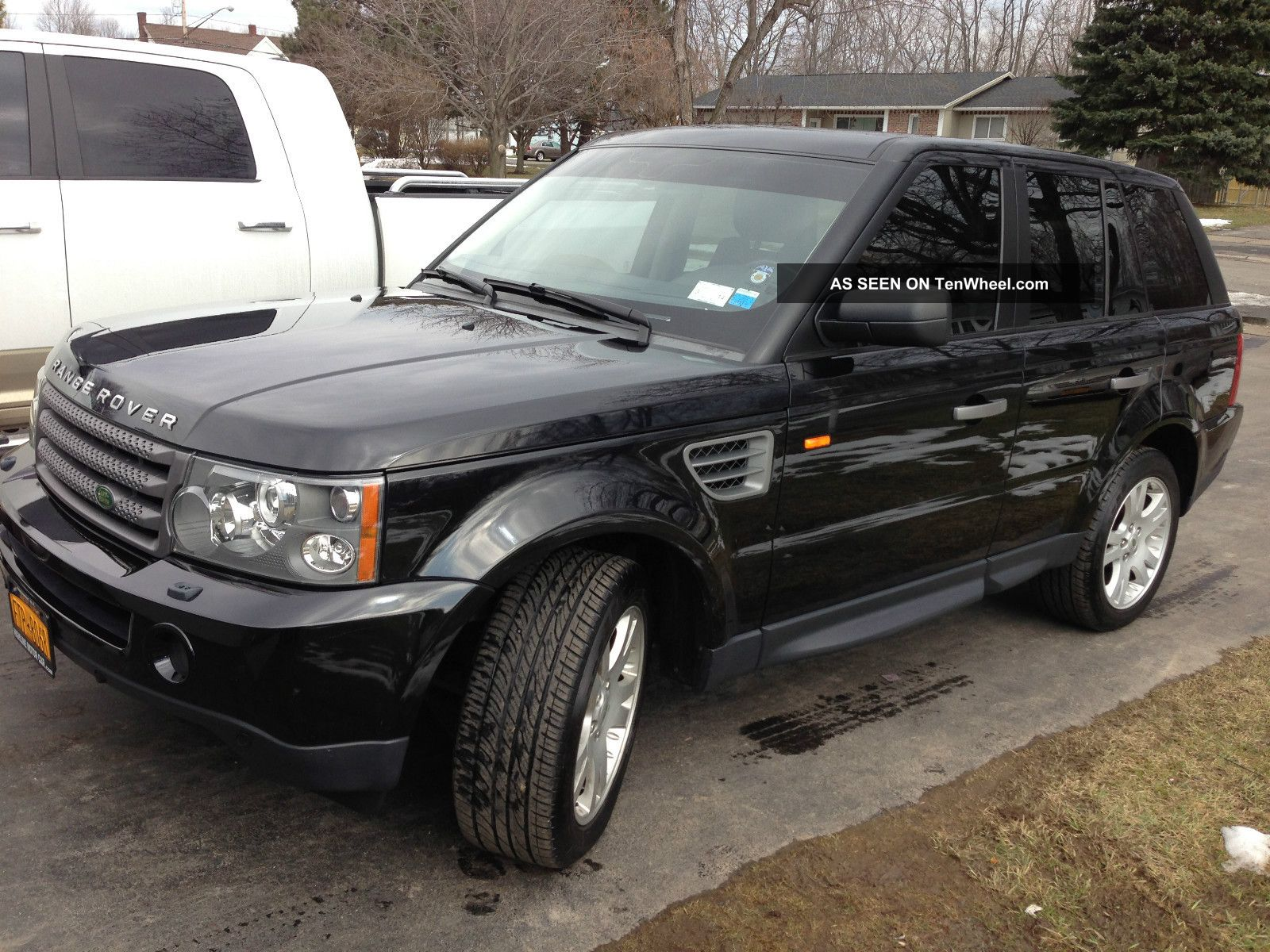 2006 land rover range rover sport hse sport utility 4 door 4 4l. Black Bedroom Furniture Sets. Home Design Ideas