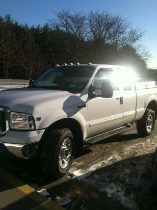 2005 Ford F - 350 Xlt Lariat 4x4 Supercab photo