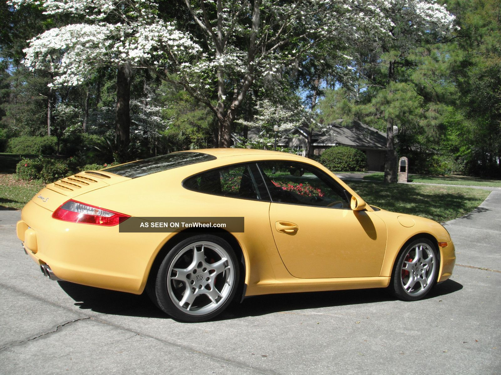 2006 porsche 911 carrera s coupe 2 door 3 8l. Black Bedroom Furniture Sets. Home Design Ideas