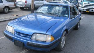 1988 Ford Mustang Lx Notchback Stick photo