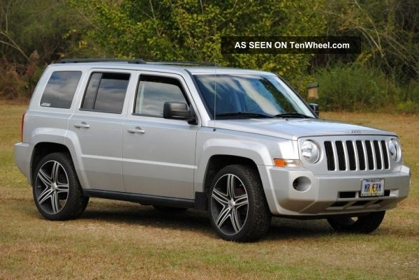 2010 jeep patriot reviews jeep patriot price photos html. Black Bedroom Furniture Sets. Home Design Ideas