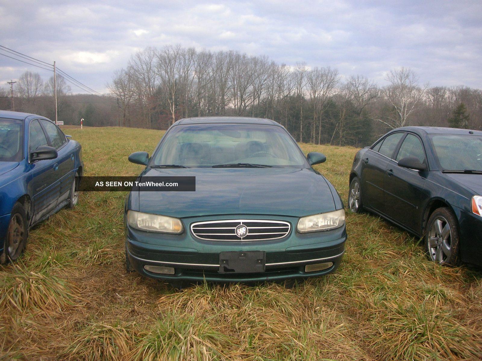 1999 Buick Regal Ls Sedan 4 - Door 3.  8l Regal photo