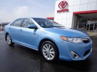 2012 Camry Xle Rear Camera 1 - Owner Toyota Video photo