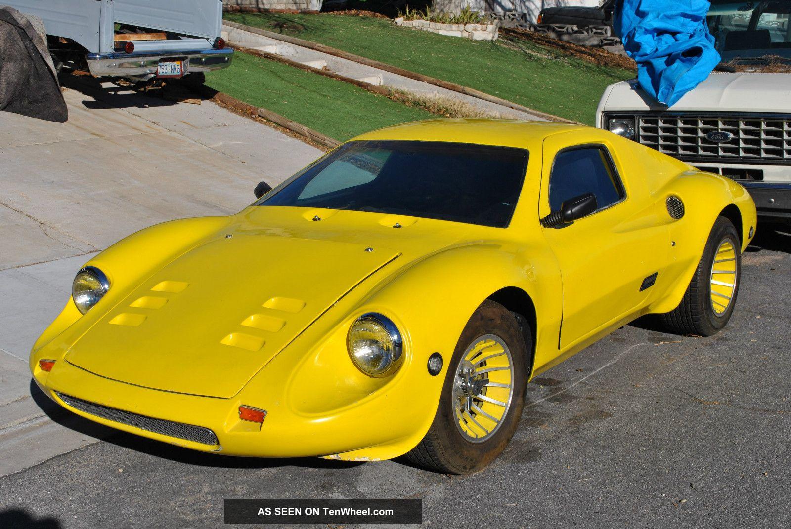 Ferrari Dino 246 Look - A - Like Kit Car Volkswagen 1835 ...