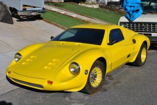 Ferrari Dino 246 Look - A - Like Kit Car Volkswagen 1835 Duel Port photo