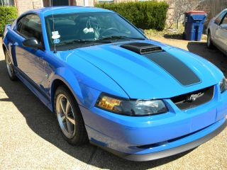 2004 Ford Mustang Mach I Coupe 2 - Door 4.  6l photo