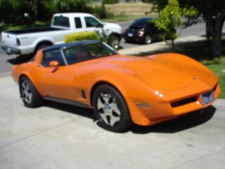 1982 Corvette Crossfire Custom photo