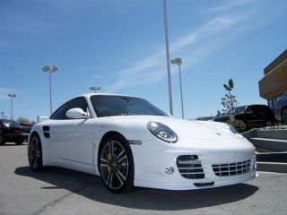 2011 Porsche 911 Turbo S Coupe 2 - Door 3.  8l photo