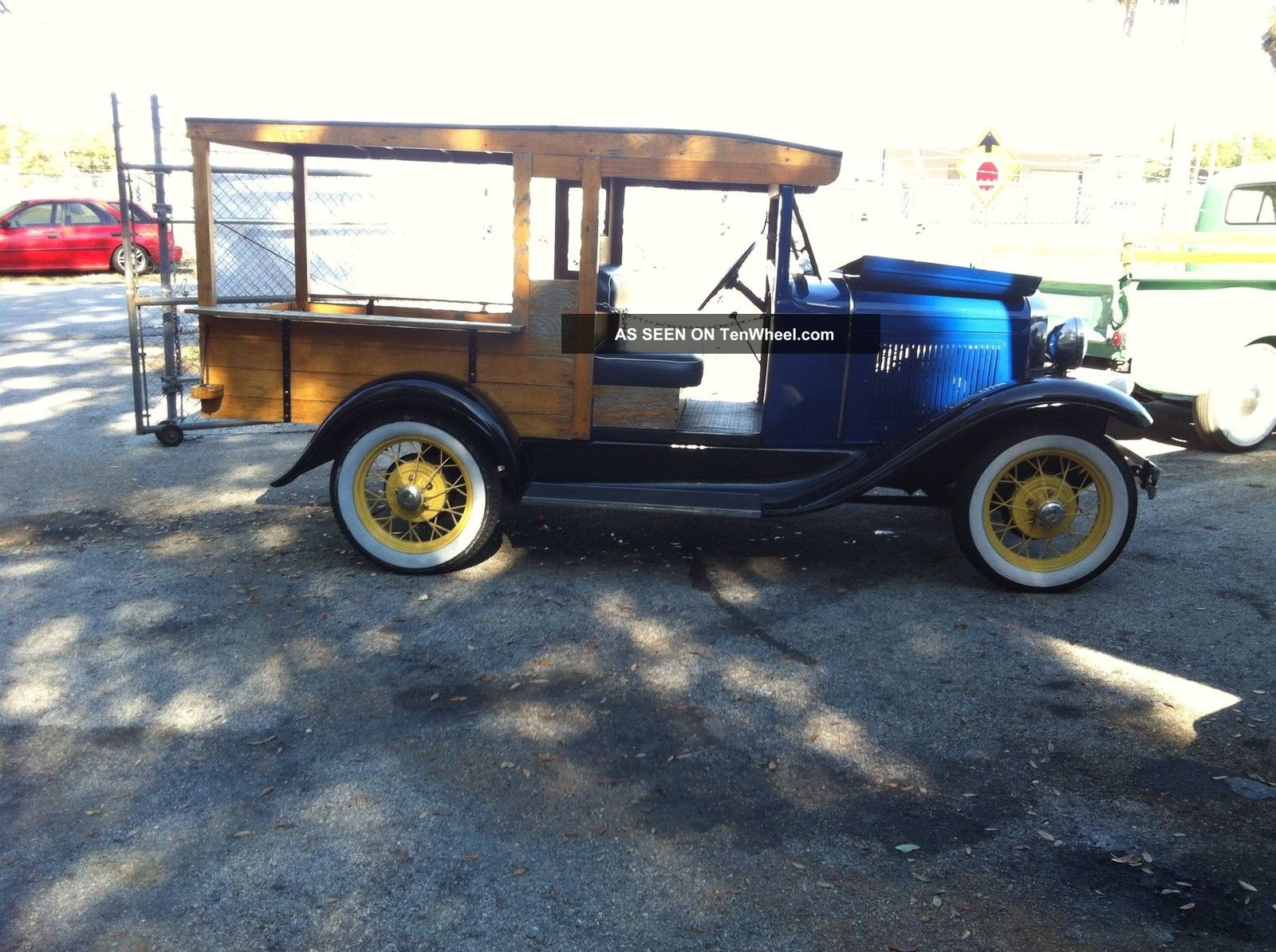 1930 Ford Model A Huckster Other Pickups photo