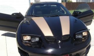Rare 2001 Pontiac Trans Am