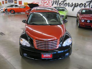 2007 Chrysler Pt Cruiser Limited Wagon 2.  4l Harley Davidson Colors And Emblems photo