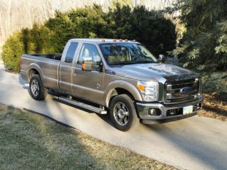 Ford 2011 F - 350 Diesel Lariat Superduty 4x2 Supercab Pickup photo