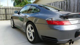 2001 Porsche 911 Turbo Coupe 2 - Door 3.  6l