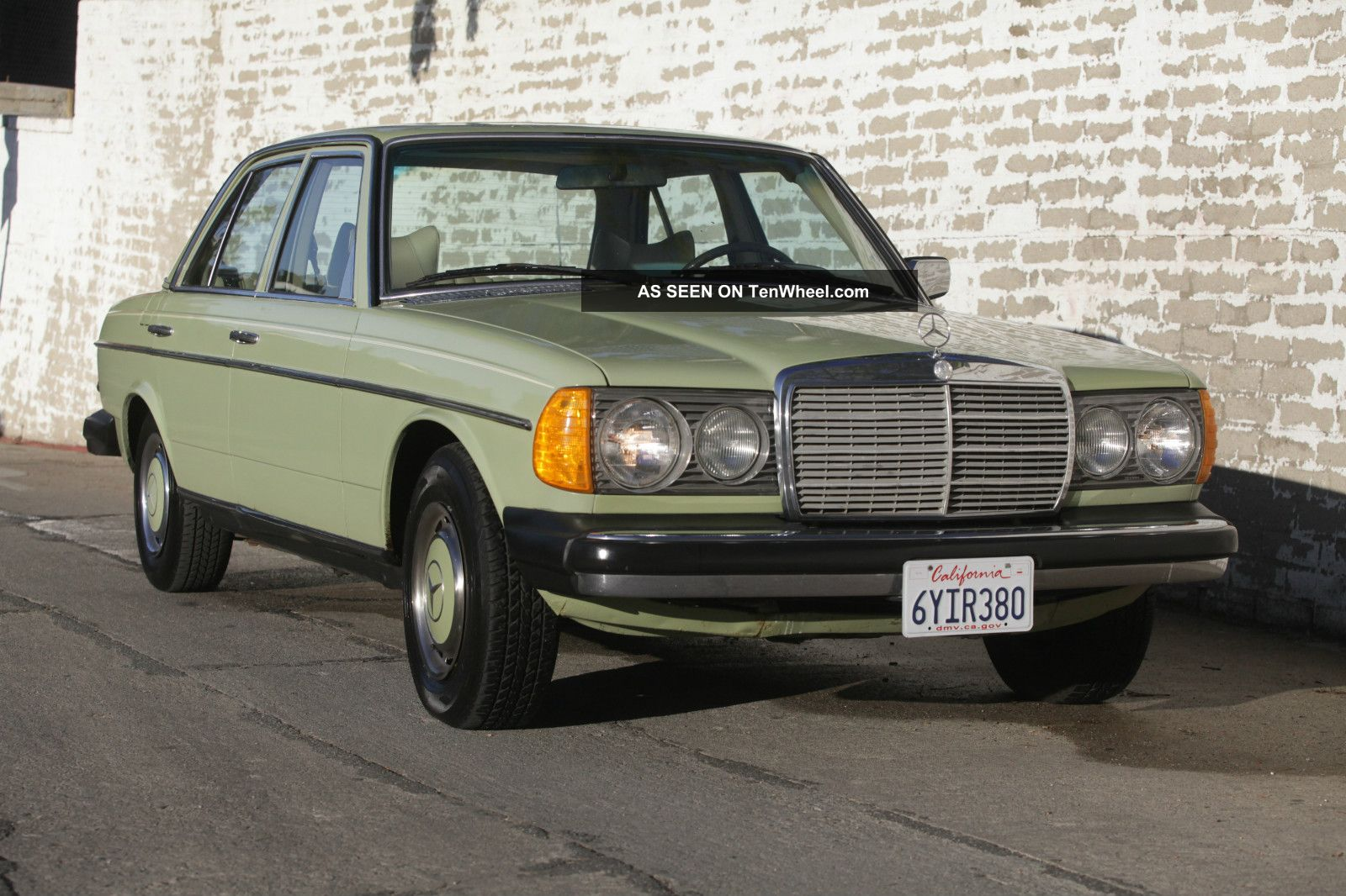 1979 mercedes benz 300d