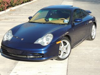 2004 Porsche 911 Carrera Coupe 2 - Door 3.  6l,  Factory Fitted Spioler,  Auto, photo