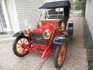 1909 Hupmobile photo