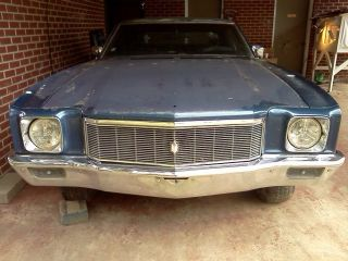 1971 Monte Carlo Body Only photo