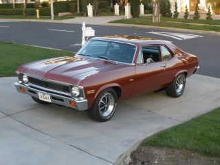 1972 Chevrolet Nova / Copo / Deuce Tribute - Classic photo
