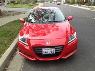 2011 Honda Crz,  Ex Sport Hybrid : Warrenty photo