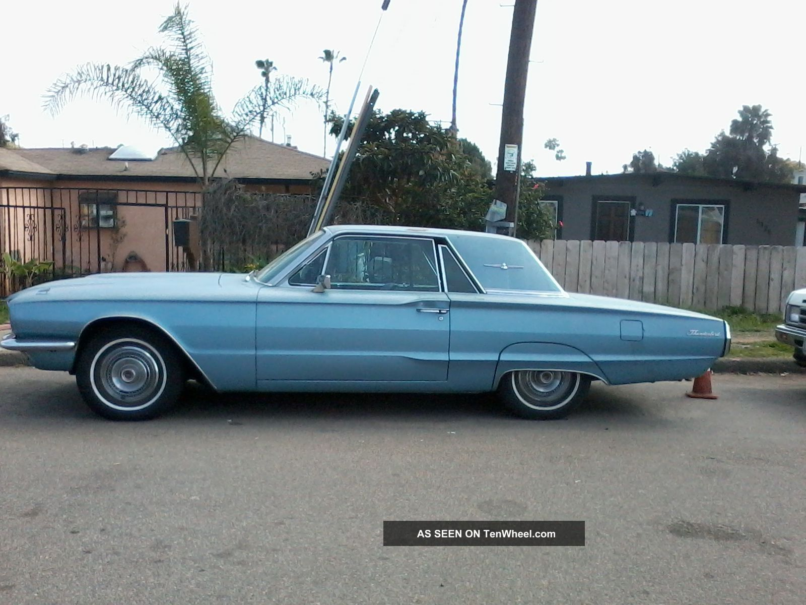 1966 ford thunderbird convertible. Cars Review. Best American Auto & Cars Review