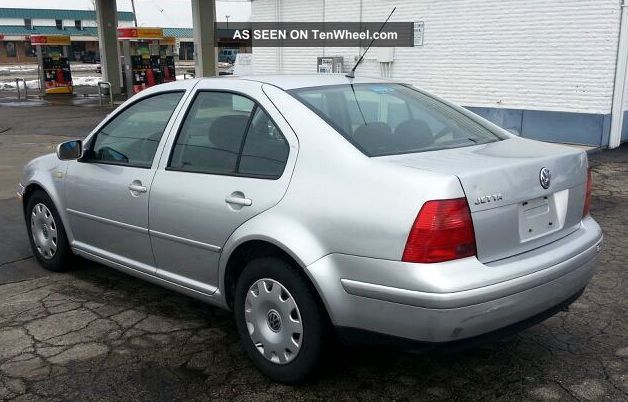 1999 Volkswagen Jetta 4dr Manual Transmission Jetta photo