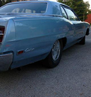 1969 Ford Custom Galaxie photo