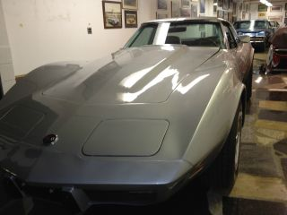 All 1975 Chevrolet Corvette Stingray W / T - Top In York photo