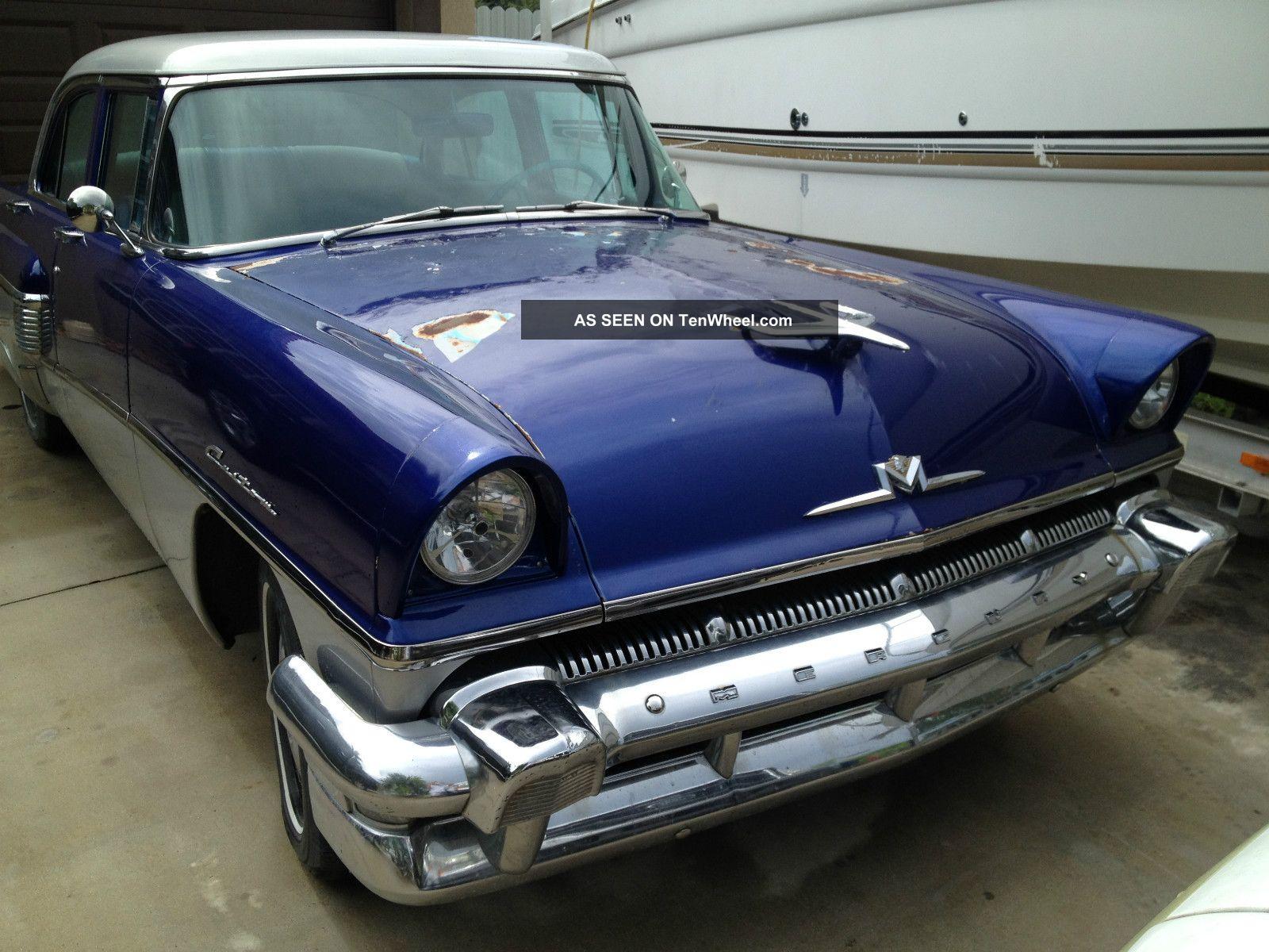 Classic 1956 Mercury Custom Other photo