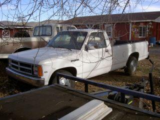 1989 Dodge Dakota Pickup Standard Cab Needs Computer photo