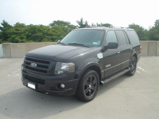2007 Ford Expedition Limited Sport Utility 4 - Door 5.  4l W / Saleen Supercharger photo